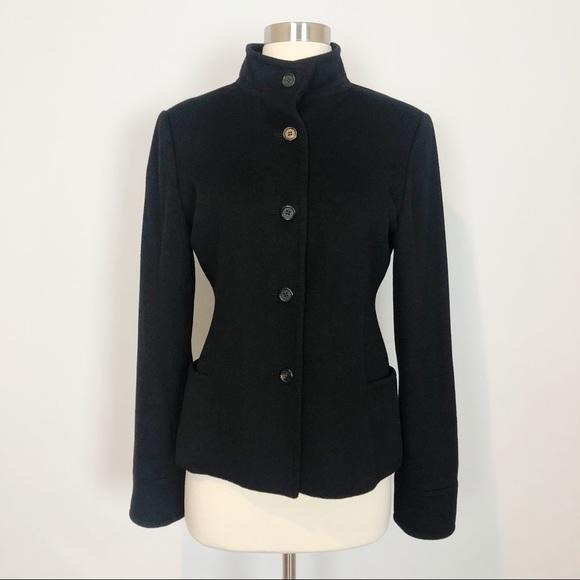513724c10a TSE Pure Cashmere Single Breasted Short Coat 6